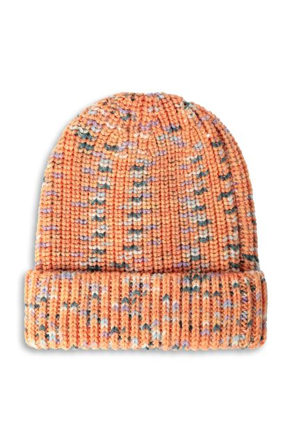 M MISSONI Hat Orange Woman - Front