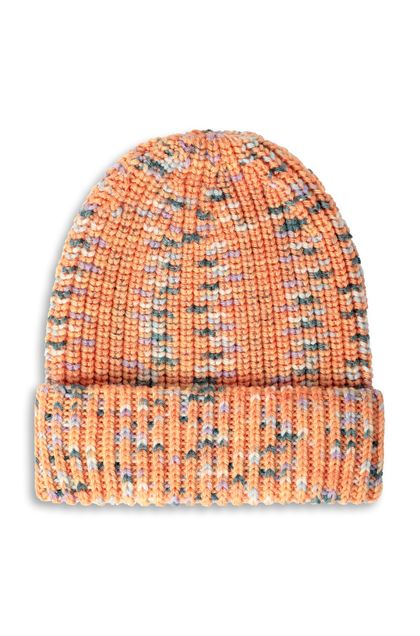 M MISSONI Hat Orange Woman - Back