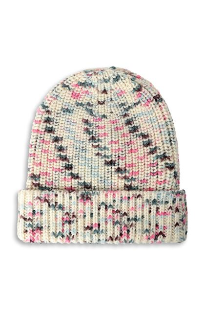 M MISSONI Hat Ivory Woman - Back