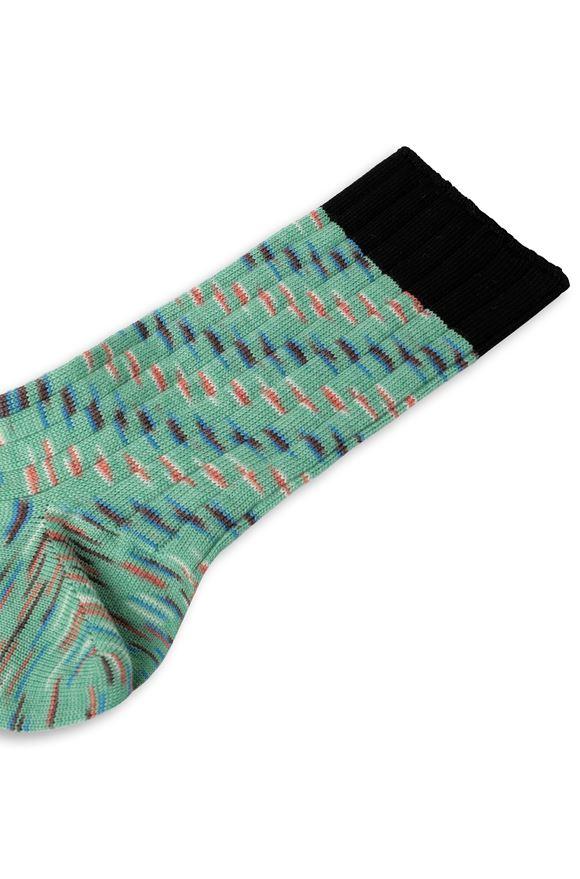 M MISSONI Короткие носки Для Женщин, Вид сбоку