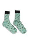 M MISSONI Короткие носки Для Женщин, Вид спереди