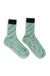 M MISSONI Short socks Woman, Frontal view