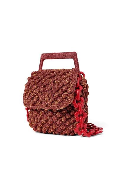 M MISSONI Bags Red Woman - Front