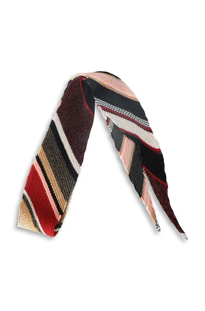 MISSONI Scarf Black Woman - Front