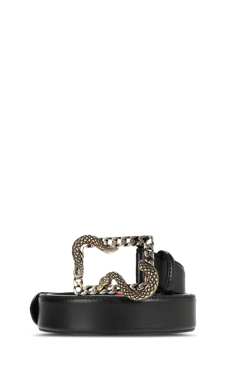 JUST CAVALLI Snake-buckle belt Belt Woman f