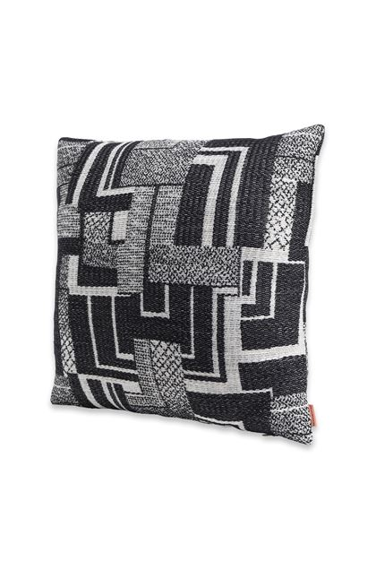 MISSONI HOME YOUGHAL CUSHION Black E - Back