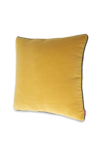 MISSONI HOME WAILUA_UNITO CUSHION Ochre E - Back
