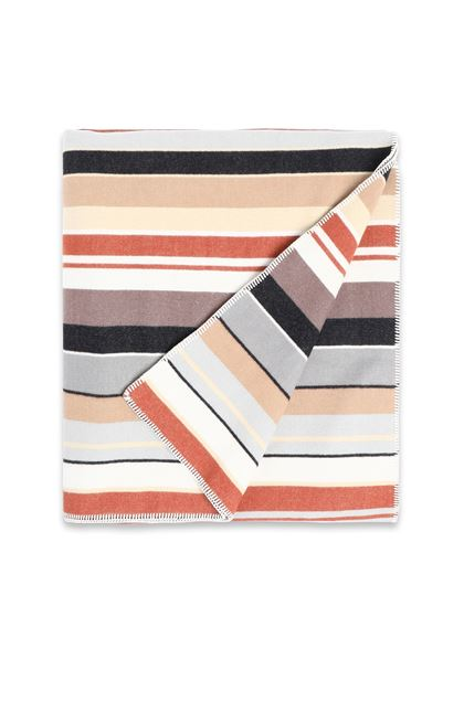 MISSONI HOME FUNNY BLANKET Grey E - Back