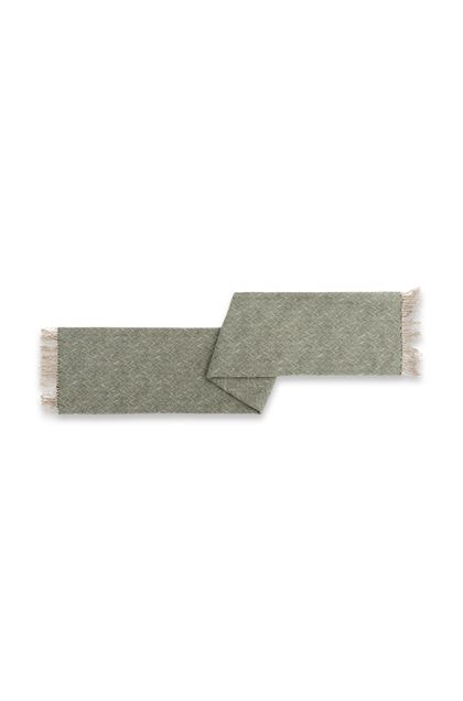MISSONI HOME YODA THROW Light green E - Front