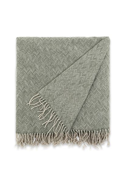 MISSONI HOME YODA THROW Light green E - Back