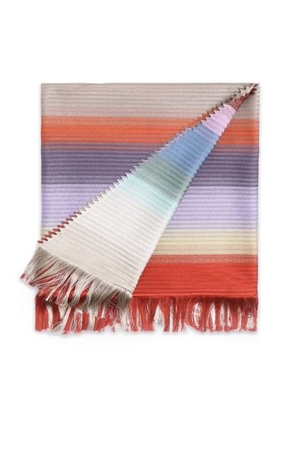 MISSONI HOME YOLAN THROW Orange E - Back