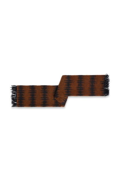 MISSONI HOME YOGHI THROW Brown E - Front