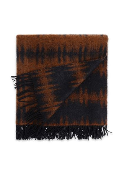 MISSONI HOME YOGHI THROW Brown E - Back