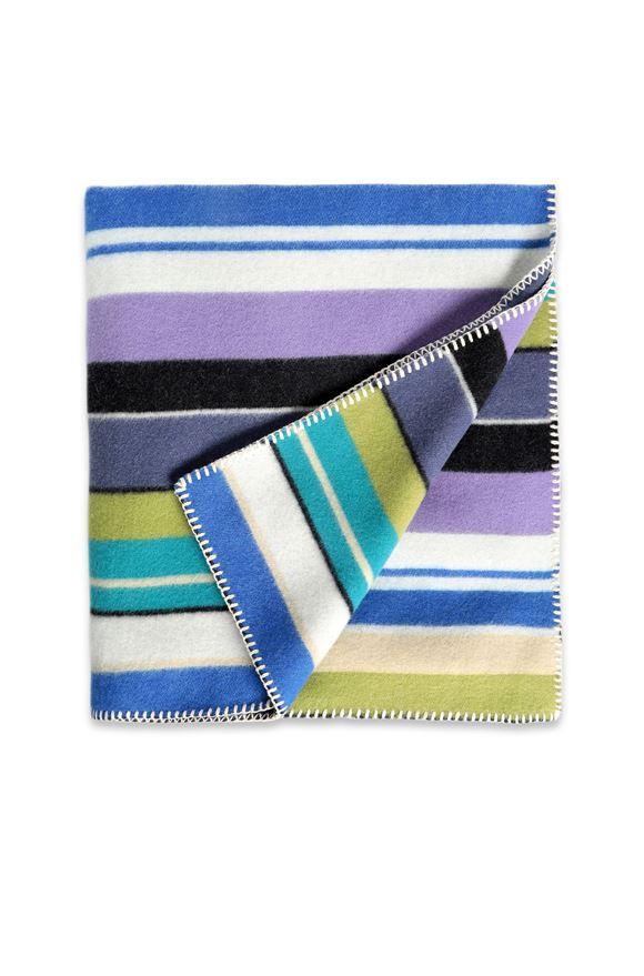 MISSONI HOME FUNNY BLANKET E, Frontal view