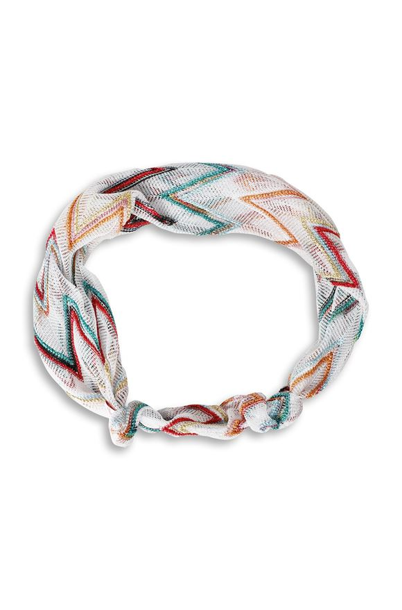 MISSONI Girls' Headband  Woman, Frontal view