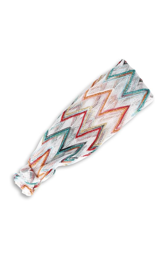 MISSONI Girls' Headband  Woman, Side view