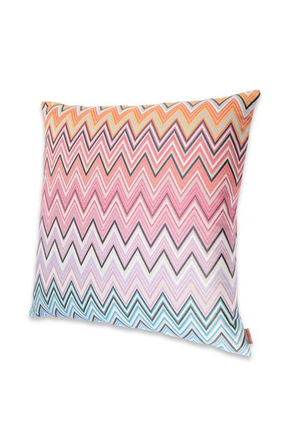 MISSONI HOME YANAI CUSHION Orange E - Back