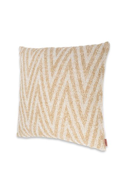 MISSONI HOME YLAN CUSHION Sand E - Back