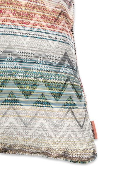 MISSONI HOME YATE CUSHION Green E - Front
