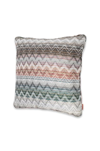 MISSONI HOME YATE CUSHION Green E - Back