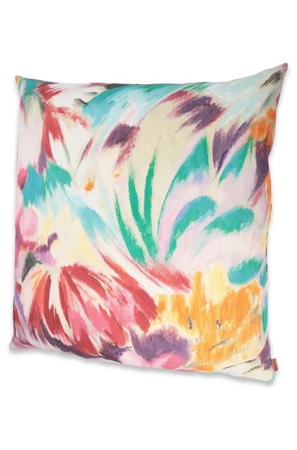 MISSONI HOME YOKOHAMA CUSHION Red E - Back