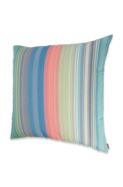 MISSONI HOME YUMBEL CUSHION Light green E - Back