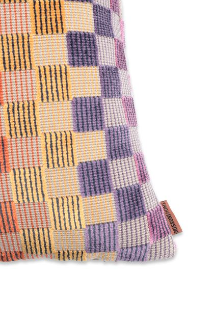MISSONI HOME YUGAWARA CUSHION Red E - Front