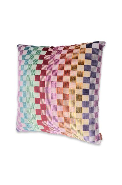 MISSONI HOME YUGAWARA CUSHION Red E - Back