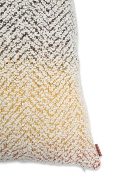 MISSONI HOME YZEURE CUSHION White E - Front