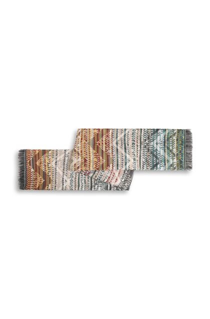 MISSONI HOME YANNOULIS THROW Green E - Front
