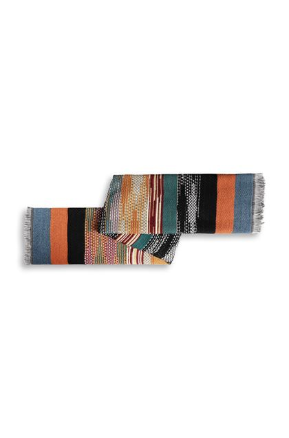 MISSONI HOME YAILIN THROW Black E - Front