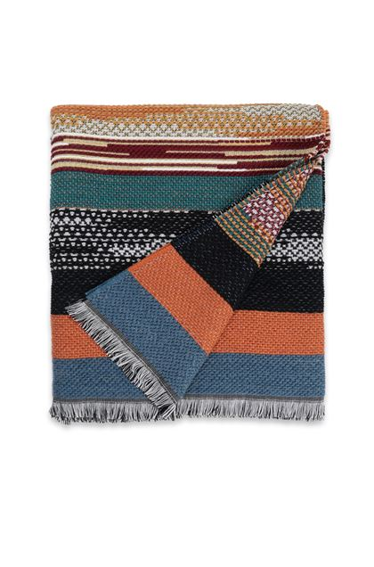 MISSONI HOME YAILIN THROW Black E - Back