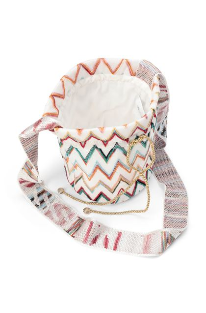 MISSONI KIDS Bags White Woman - Front