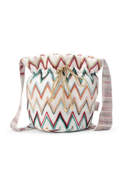 MISSONI KIDS Bags White Woman - Back
