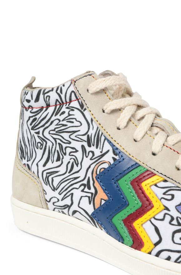 M MISSONI Sneakers Woman, Detail