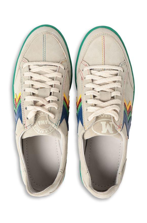 M MISSONI Sneakers Woman, Side view