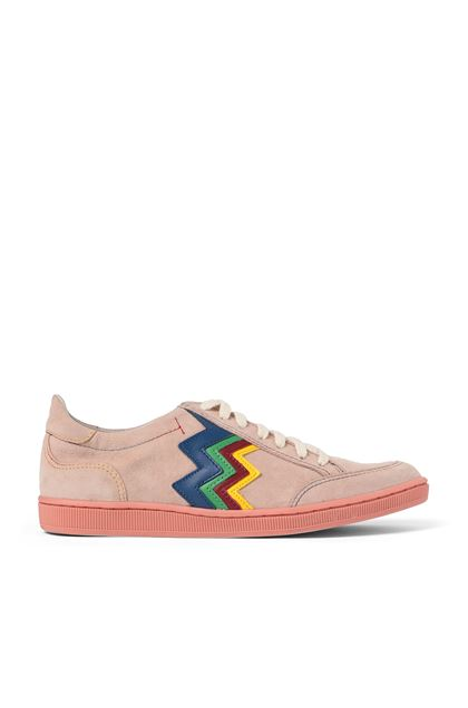 M MISSONI Sneakers Pink Woman - Back