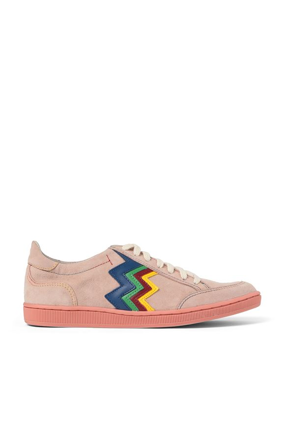 M MISSONI Sneakers Woman, Frontal view