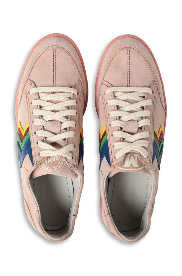 M MISSONI Sneakers Woman, Side view