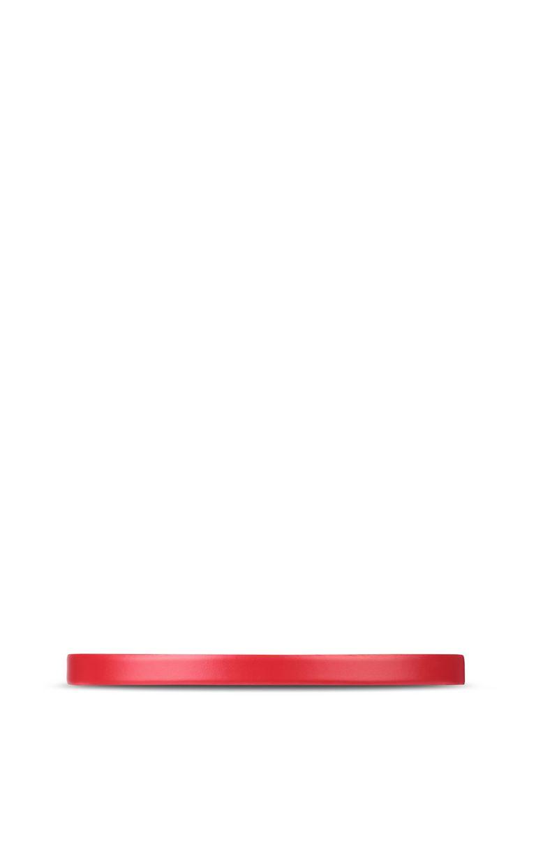 JUST CAVALLI Belt with STCA logo Belt Woman e