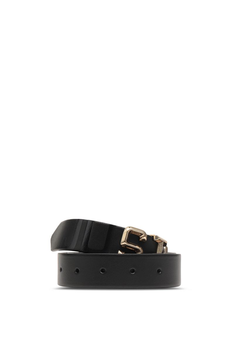 JUST CAVALLI Belt with STCA logo Belt Man f