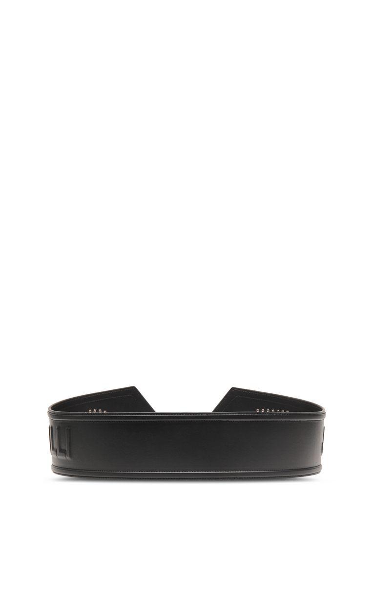 JUST CAVALLI Maxi belt with STCA logo Belt Woman e