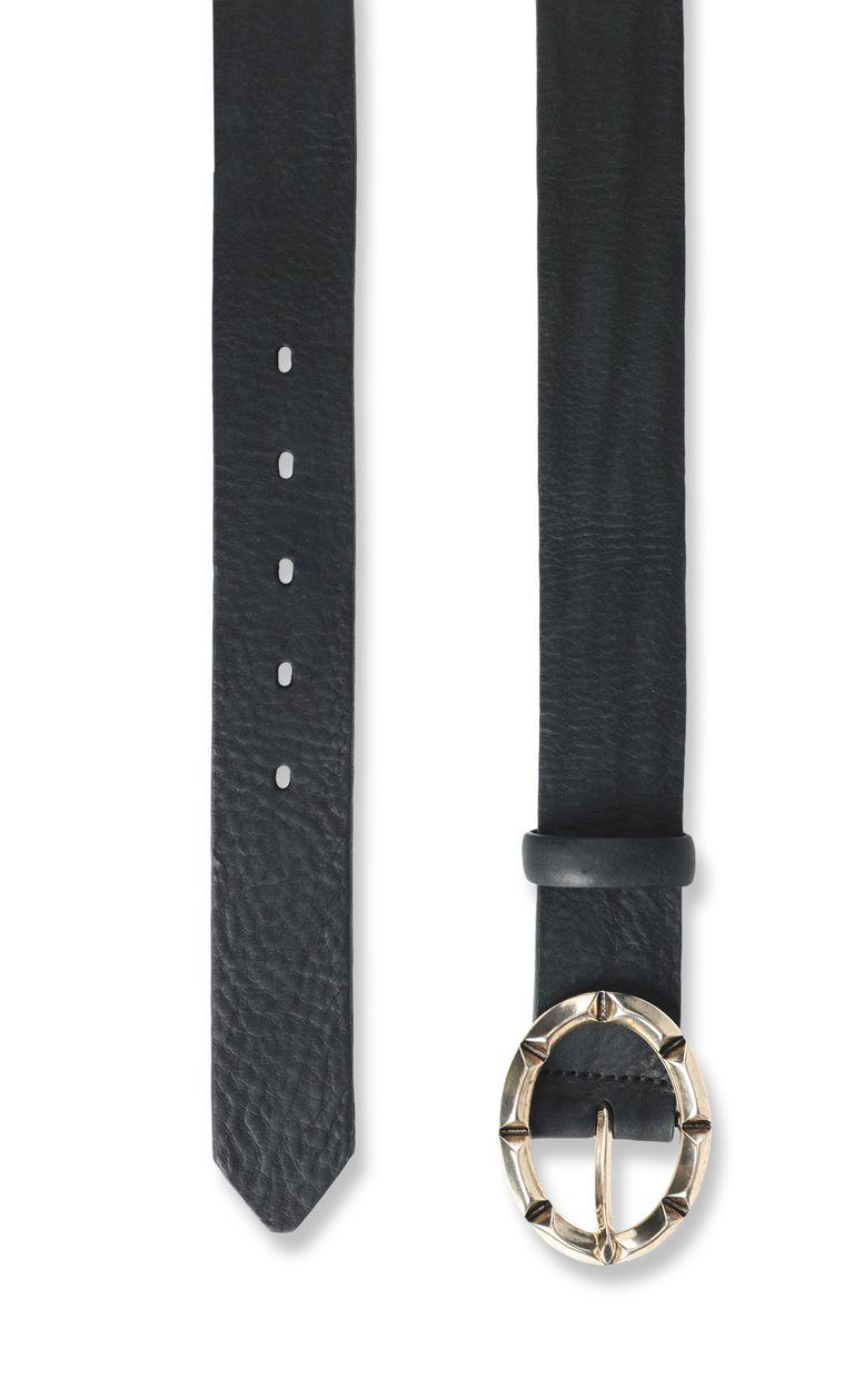 JUST CAVALLI Leather belt Belt Man d