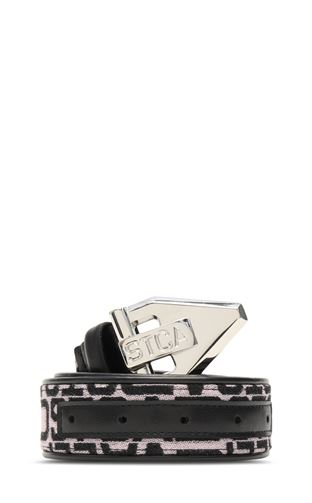 JUST CAVALLI Belt Woman Belt with logo f