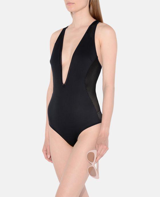 STELLA McCARTNEY Black classic swimsuit Swimsuits D h