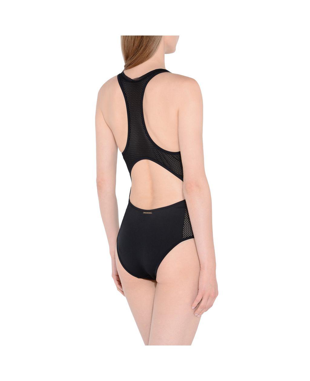Black classic swimsuit - STELLA MCCARTNEY