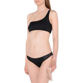 Black classic bikini bottoms