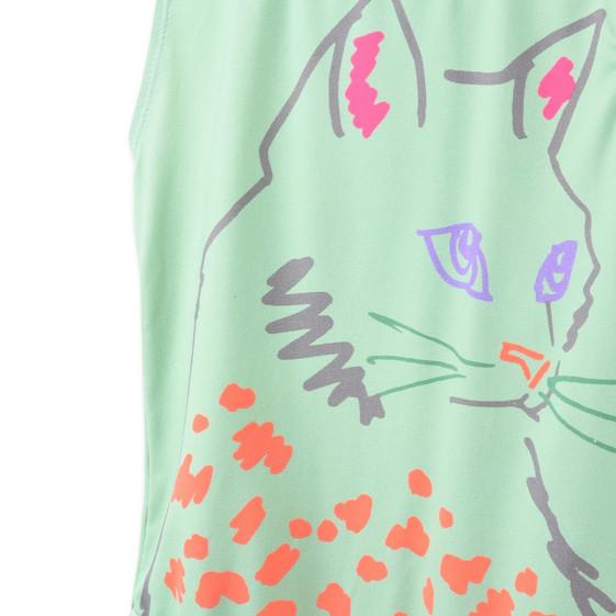 Imogen Cat Print Swimsuit