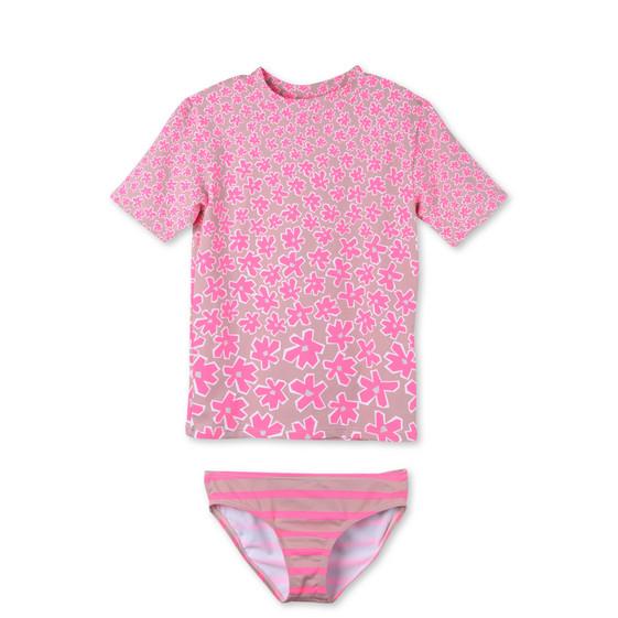 Pink Summer Swimwear Set