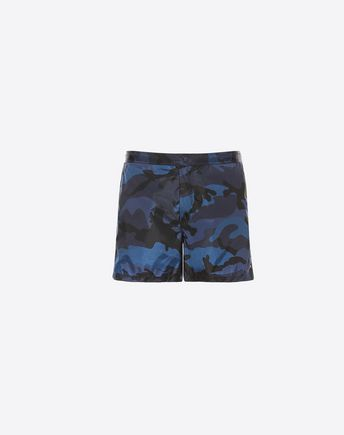 VALENTINO CAMOUFLAGE SWIMSUIT 47190727HH